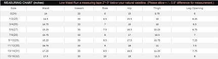 Dickies Work Pants Size Chart Buurtsite Net