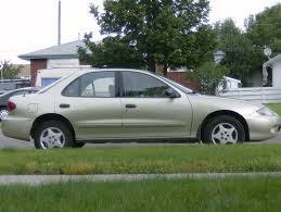 2003 Chevrolet Cavalier Coupé related infomation,specifications ...