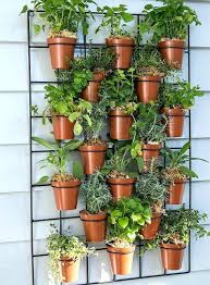 ceramic wall planter outdoor planters in comely pockets hanging inside outdoors plans 3