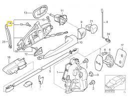 E90 bmw interior parts diagram