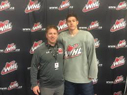 """Isaac Hood on Twitter: """"WHL coach luke pierce for the kootenay ice.. also a  hat trick that game plus top forward for team gray!! #WHL #goodweekend…  https://t.co/4uHpV3ws6I"""""""
