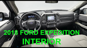 2018 ford expedition interior.  ford all new 2018 ford expedition interior  tv car inside ford expedition interior