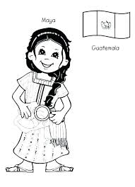 Coloring Pages Of Children World Map Coloring Pages Children Of The