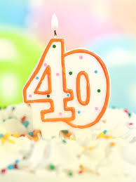 Marvelous 40th Birthday Cake Ideas