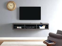 floating shelves under wall mounted tv. Shelf For Under Tv Floating To Shelves Wall Mounted