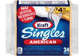 kraft american cheese slices.  Slices Kraft Singles American Cheese Slices 24 Ct Pack On M