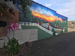 Norwalk Political Notes Milligan Gets Cited For One Mural As