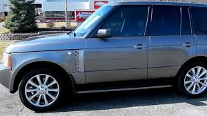 2009 Land Rover Range Rover Autobiography Edition - YouTube