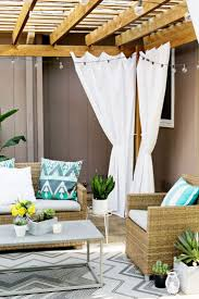 full size of pergola curtains outdoor curtain panels ikea insulated ceiling rods home depot sunbrella patio