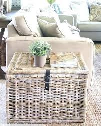 living baskets for under coffee table white wicker basket wire blanket sket room storage outstanding best under coffee table storage baskets