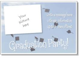 Free Printable Graduation Announcement Template Shared By Juliette