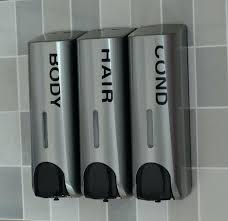 wall mounted shampoo dispenser quality silver soap dispenser wall mounted shampoo shower gel bottle soap box wall mounted shampoo dispenser australia