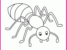 Small Picture Ant Coloring Page Ant Coloring Page Printable Archives Best