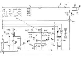 flame detector circuit in the following discussion of the flame detector schematic