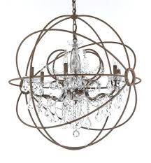 medium size of vineyard orb 4 light chandelier amalfi decor luna 4 light gold globe sphere