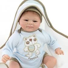 Amazing 45cm Reborn Babies For Sale Cheap Real Life Baby Doll