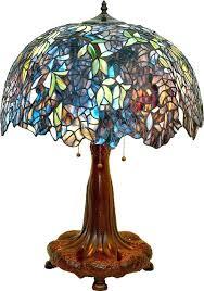 vintage quoizel lamps table lamps wisteria design high detail style vintage quoizel floor lamps