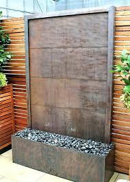 building a waterfall wall water wall waterfall indoor diy pool waterfall wall diy glass wall water
