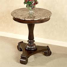 marble top round accent table round accent table target accent tables and ottomans