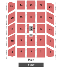 Rivers Casino Event Center Seating Chart Twin River Events Center Seating Chart Lincoln