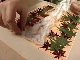How to Make a Pressed Flower Coaster Set