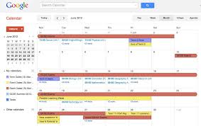 How To Make A School Calendar Google Calendars Why Every School Should Be Using It