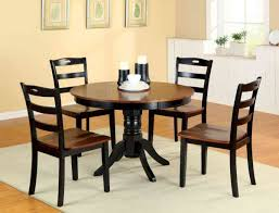 Image of: Cute Small Round Dining Table