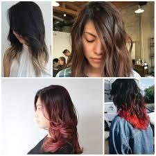 Best Hair Color Trends 2017 Top