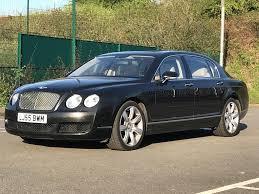 2005 sep 55 bentley flying spur 6 0 w12 saloon 4 door auto