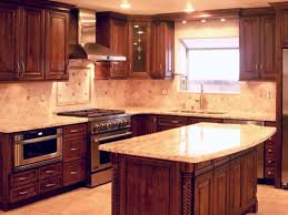 Tile Under Kitchen Cabinets Kitchen 57 Awesome Kitchen Model With Simple Window Between