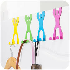 clothing hooks closet door hangers 3 track sliding closet doors mroe home astounding creative