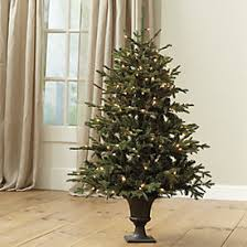 Holiday Time PreLit 4u0027 Indiana Spruce White Artificial Christmas 4 Christmas Trees