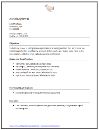 Professional Curriculum Vitae Resume Template For All Job Seekers
