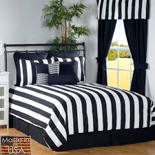 black and white striped sheets twin xl solid graphikworks co