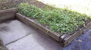 replacement ideas for railroad ties