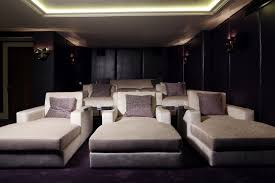 ... Sofa:Awesome Theater Room Sofas Small Home Decoration Ideas Creative In Theater  Room Sofas Design ...