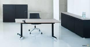 wood executive standing desk