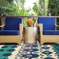 jellybean ikat indoor outdoor rug