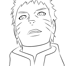 Naruto Coloring Pages Naruto Gaiden 703 Free Printable In Naruto