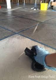 paint concrete floorsBest 25 Painting concrete floors ideas on Pinterest  Paint