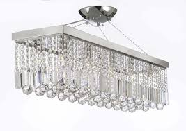crystal chandelier floor lamp meaning modern swarovski with drum shade lighting rectangular gold parts