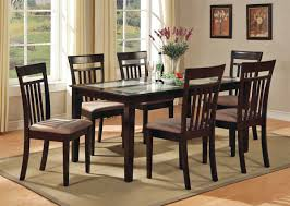 Beautiful Dining Table Design Ideas Images Amazing Design Ideas - Dark wood dining room tables