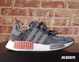 adidas shoes nmd grey and pink. adidas nmd r1 womens grey raw pink limited by9647 size 5-10 shoes nmd and