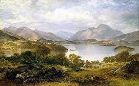 Horatio McCullogh Loch <b>Lomond</b> 1861 Kelvingrove <b>Art</b> Gallery and ...