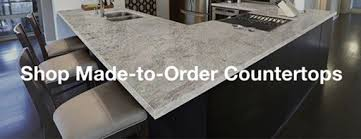 design your own countertop we ll measure your space craft your countertop deliver it and take care of basic installation all included