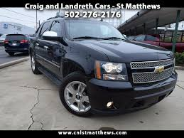 Used Chevrolet Avalanche For Sale Louisville, KY - CarGurus