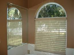 Arched Window Blinds Treatments