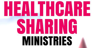 Health Care Sharing Ministries Comparison Chart Comparing 4 Healthcare Sharing Ministries Club Thrifty