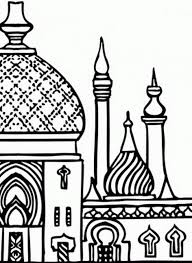 Small Picture Isra Miraj Colouring Pages Adult ColouringBuildingsHouses