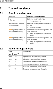 05601557 Digital Manifold User Manual Testo Instruments